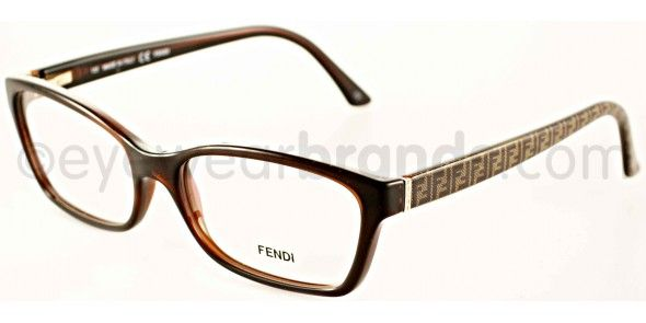 16e4703c93 Fendi F 939 234 Brown Fendi Glasses