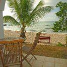 Photo:Beautiful ground floor 2 bed, 2 bath Royal Beach Estate South Ocean Condo for Sale with direct ocean and beach access- http://luxury-homes-bahamas.com/bahamas-