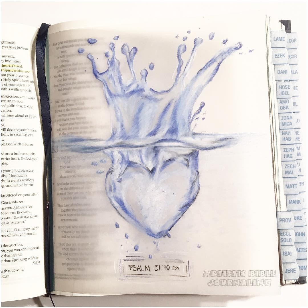 Psalms 51:10 - WEB - Create in me a clean heart, O God....