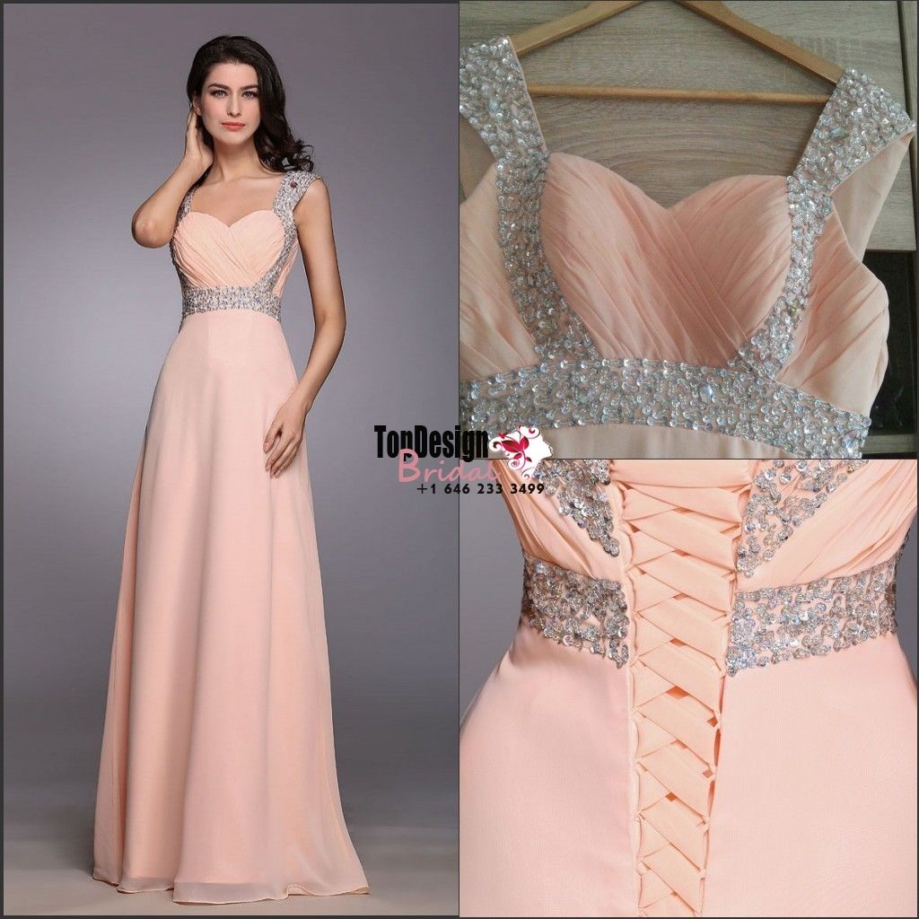Women Sexy Long Evening Ball Prom Gown Formal Bridesmaid Cocktail ...