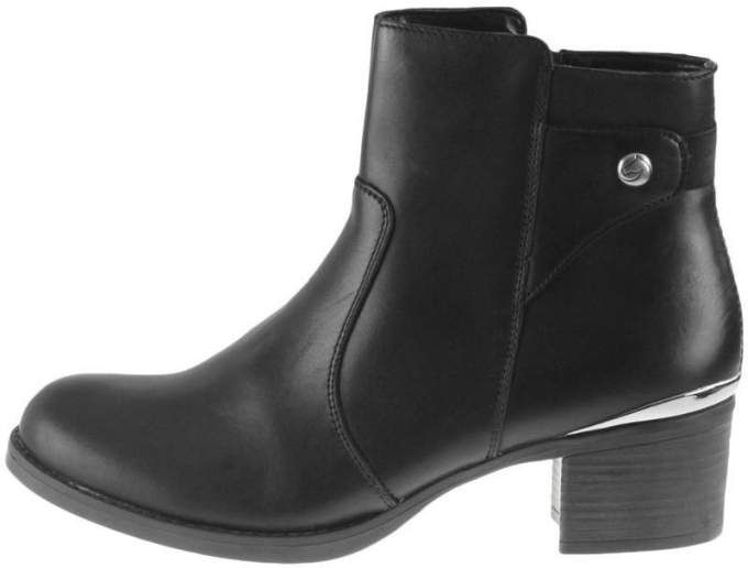 Botki Remonte R8680 Czarne Shoes Boots Ankle Boot