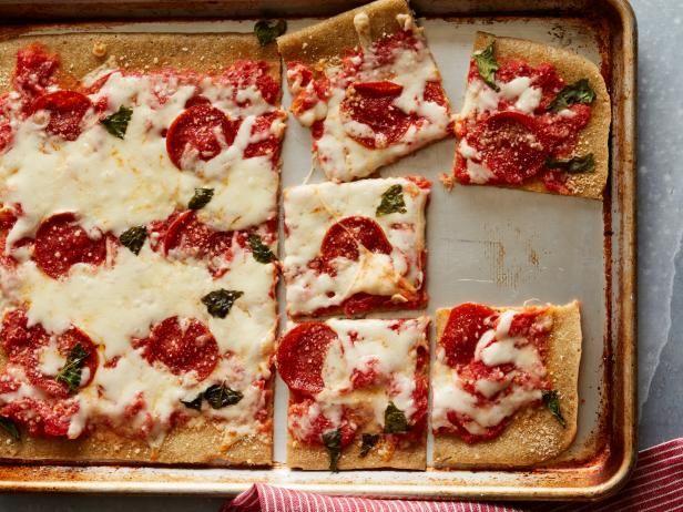 Quinoa crust pizza recipe crust pizza quinoa and crusts quinoa crust pizza forumfinder Images