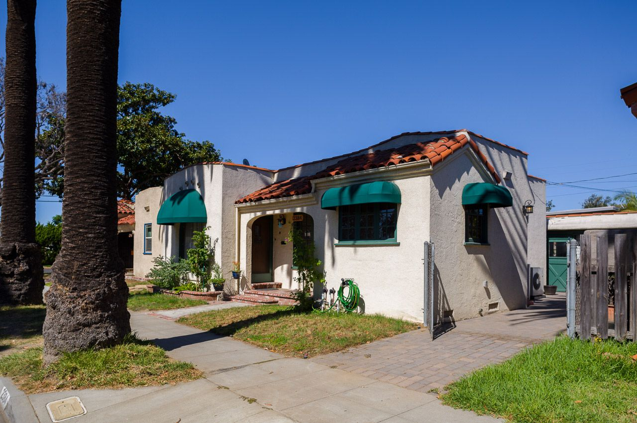 Adorable Spanish Style Home in Wrigley, Long Beach