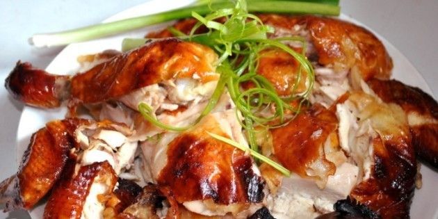 Chinese Roast Chicken For Chinese New Year Recipe Roast Chicken Recipes Easy Roasted Chicken Recipe Asian Recipes