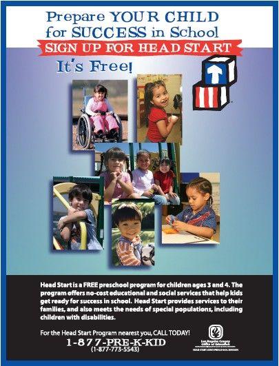 Welcome To Head Start Head Start California Schools Pinterest