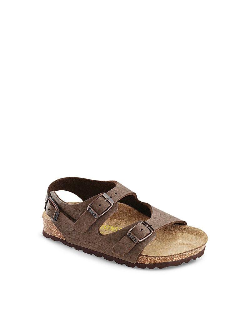 4e095dbaa4b4 Baby Birkenstocks!!!  ) Birkenstock Boys  Roma Ankle Strap Sandals -  Walker