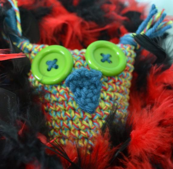 Limited Edition Hootie the Owl What a Hoot to by CherMeCreations, $14.00