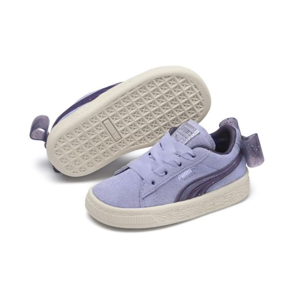 7b04107c6d0a Suede Jelly Bow AC Sneakers INF