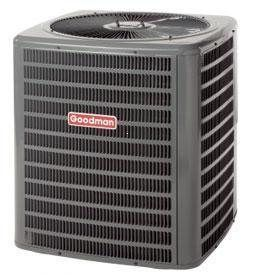 Goodman 2 5 Ton 13 Seer R 22 Air Conditioner Model Gsc130301 With Images Central Air Conditioners Heat Pump Air Conditioner Air Conditioner Condenser