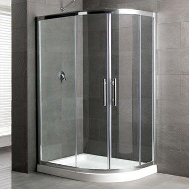 Eastbrook Cotswold Volente 1000 X 900mm Offset Quadrant Shower Offset Quadrant Shower Quadrant Shower Quadrant Shower Enclosures Shower Enclosure
