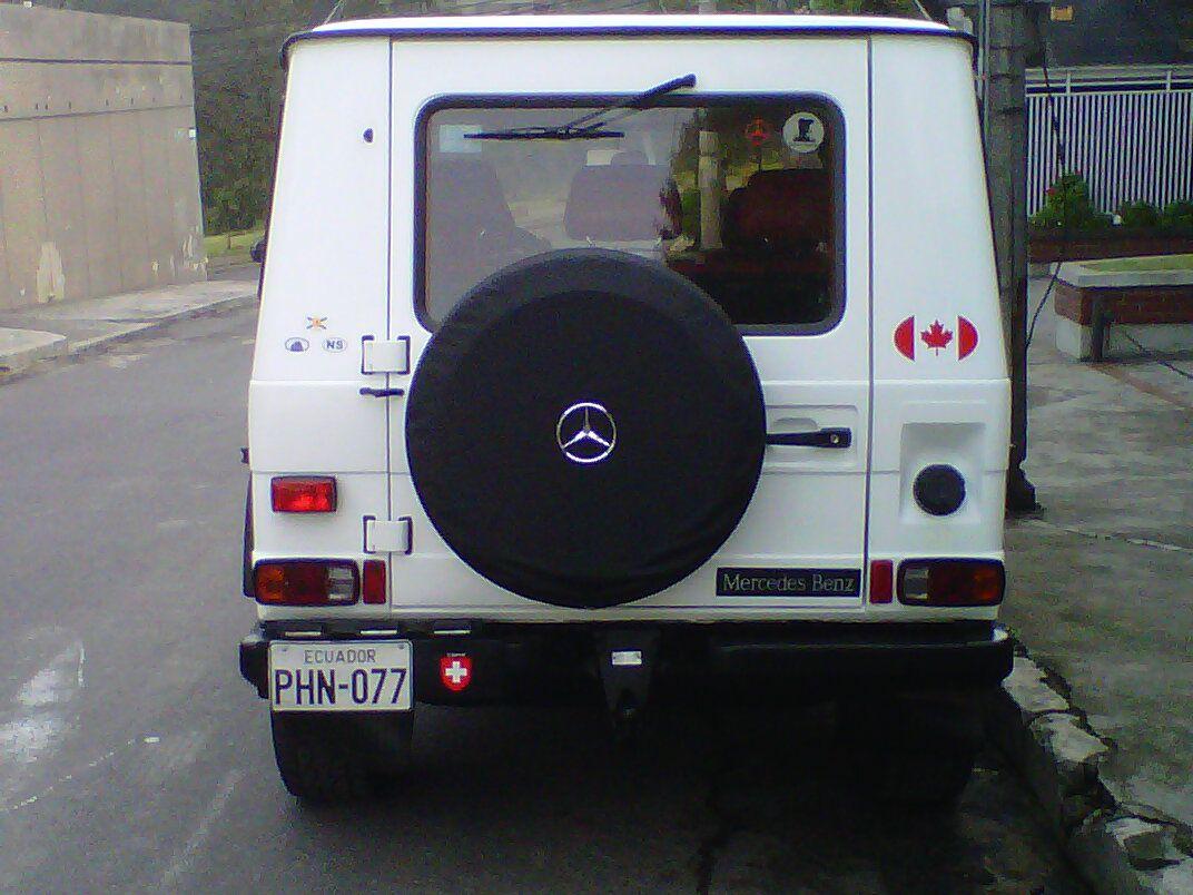 Mb 230ge 82 Sara Ecuador