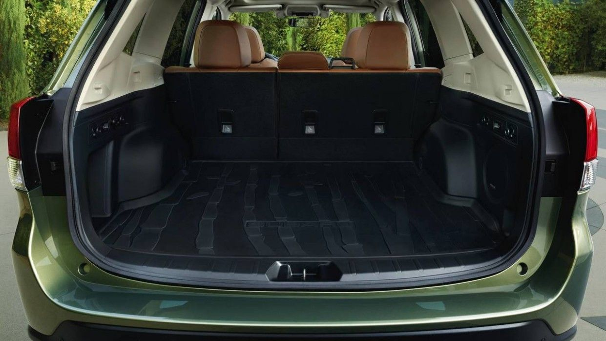 2020 Subaru Forester Interior Concept Subaru Forester Subaru Sport Utility Vehicle