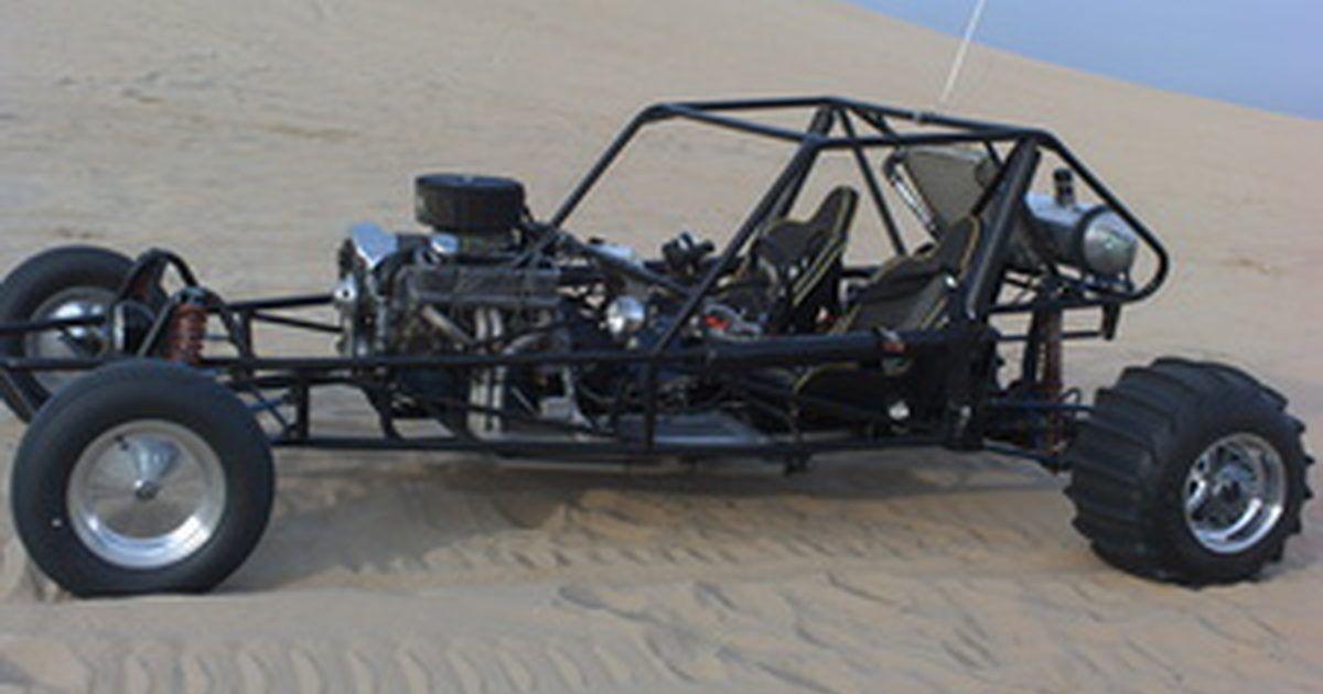 Cómo construir un Buggy con motor de tren delantero   buggy ...