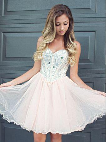 Short Cute Prom Dresses - Ocodea.com