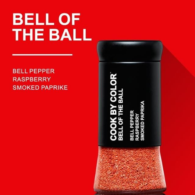 Check Our Story To Claim Your 50 Off For Blackfriday Presale Icookbycolor Bell Of The Ball Is One Of Thos Healthy Seasoning Pepper Color Paprika Pepper