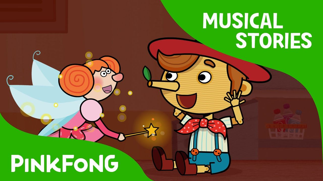 Pinocchio | Fairy Tales | Musical | PINKFONG Story Time for ...