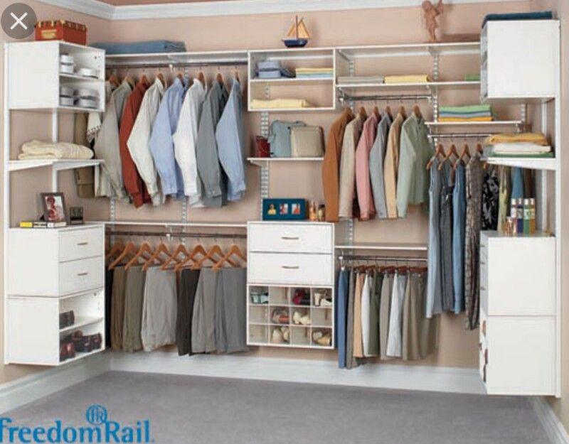 รีวิว Walk in closet ทำเองค่ะ - Pantip   ตู้เสื้อผ้า