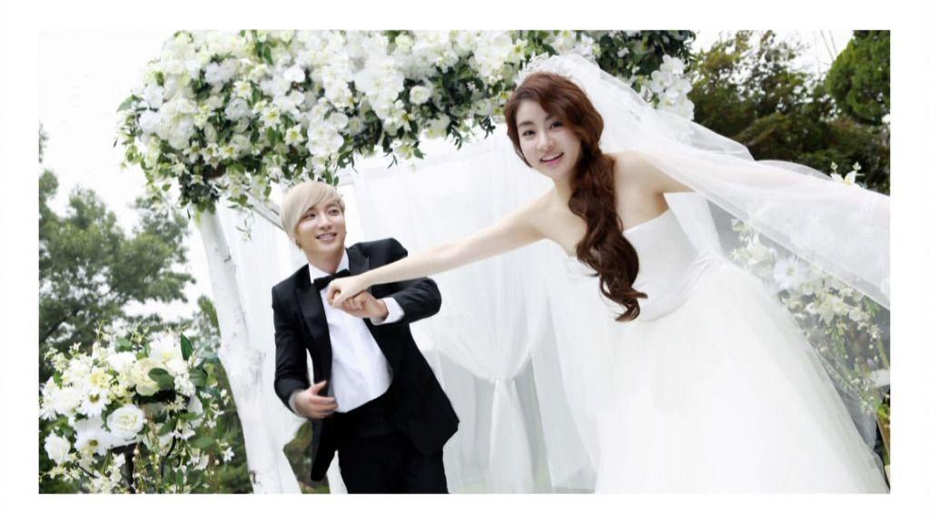Lee Teuk & Kang Sora (Dimple couple) | We Got Married