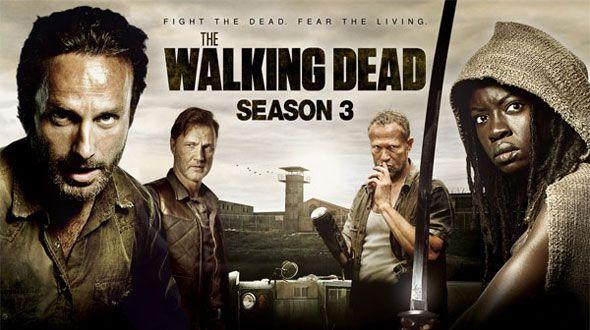 The Walking Dead 3ª Temporada