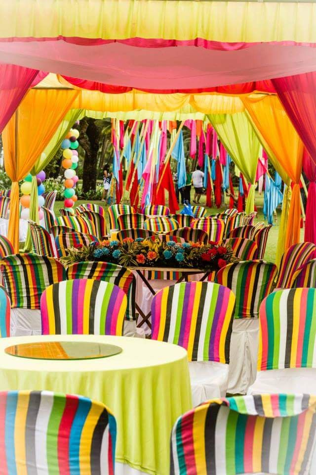 Top Wedding Color Themes In Indian Wedding Wedding Decor By