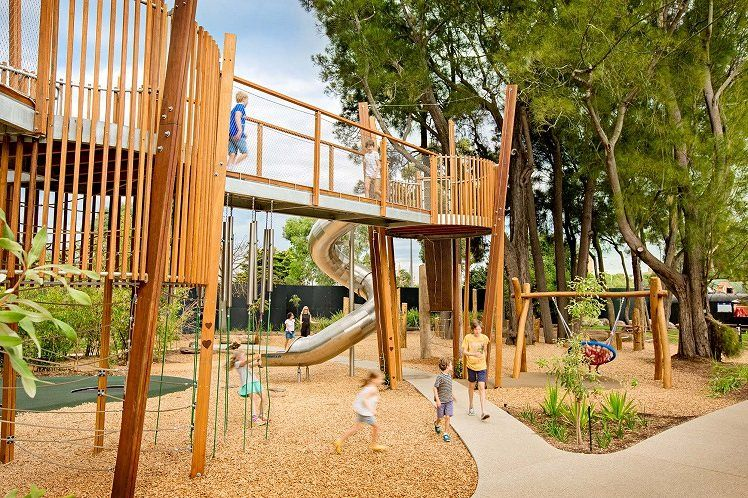 Ten of the best Australian playgrounds – in pictures ...