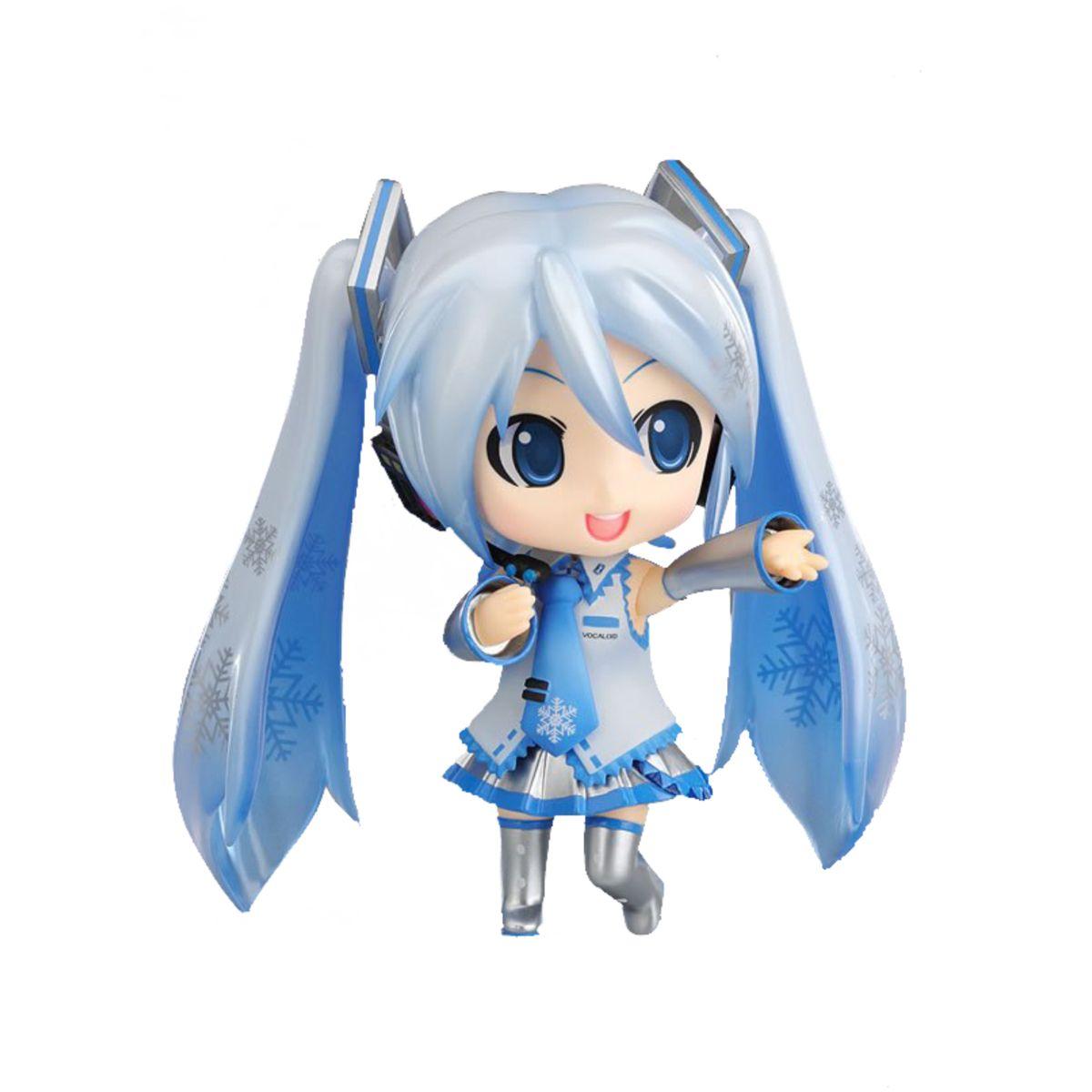 Snow Hatsune Miku Nendoroid Png Nendoroid Anime Figures Miku