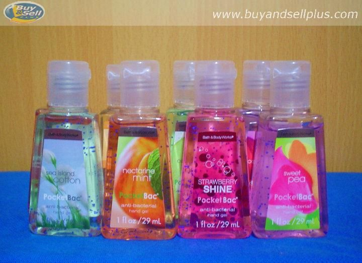 Bath And Body Works Pocketbac Hand Sanitizers Bath And Body