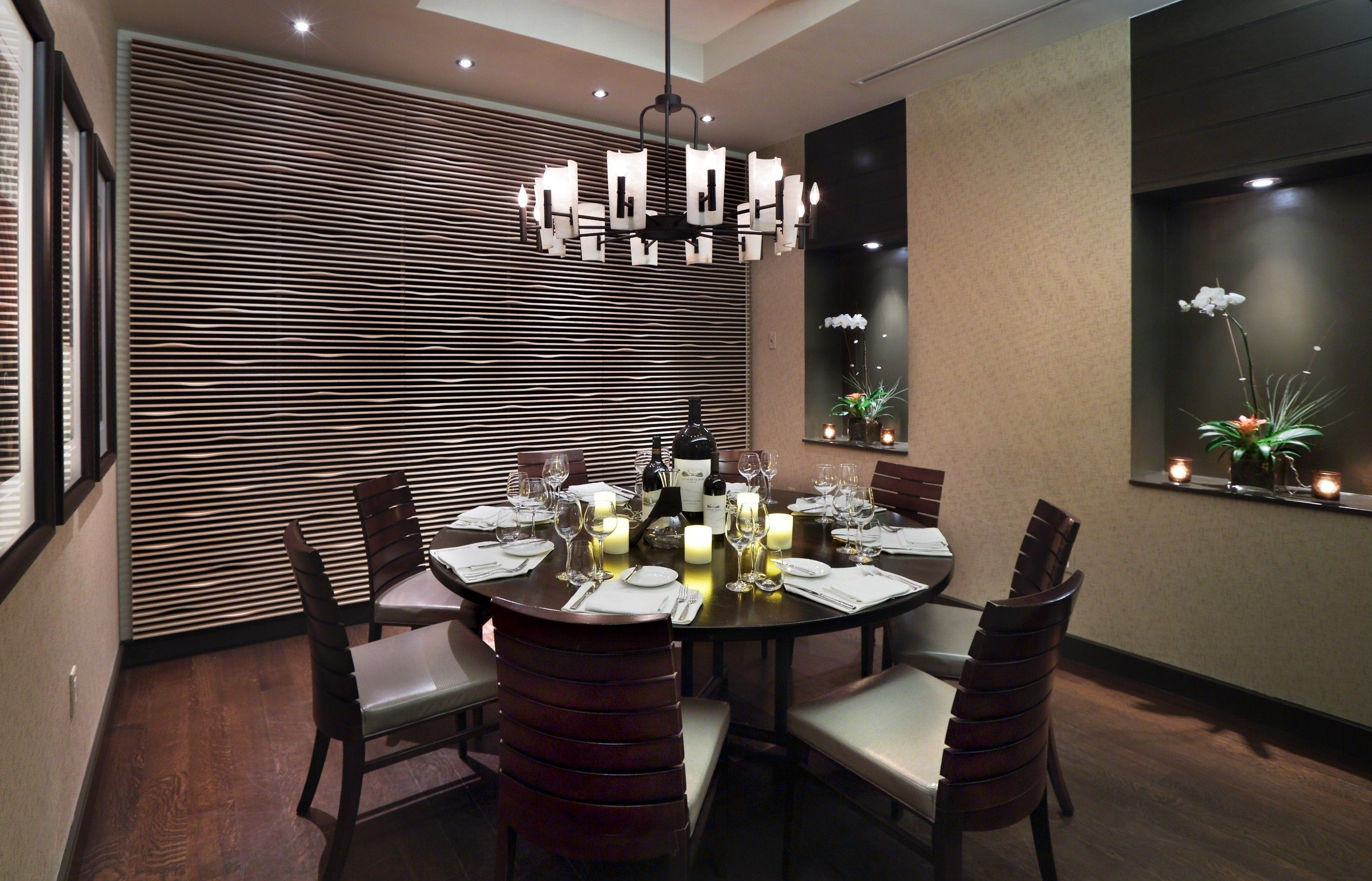 Contemporary Lighting For Dining Room Alluring Dining Room Yellow And Black Dining Chairs Modern Dining Room Decorating Design