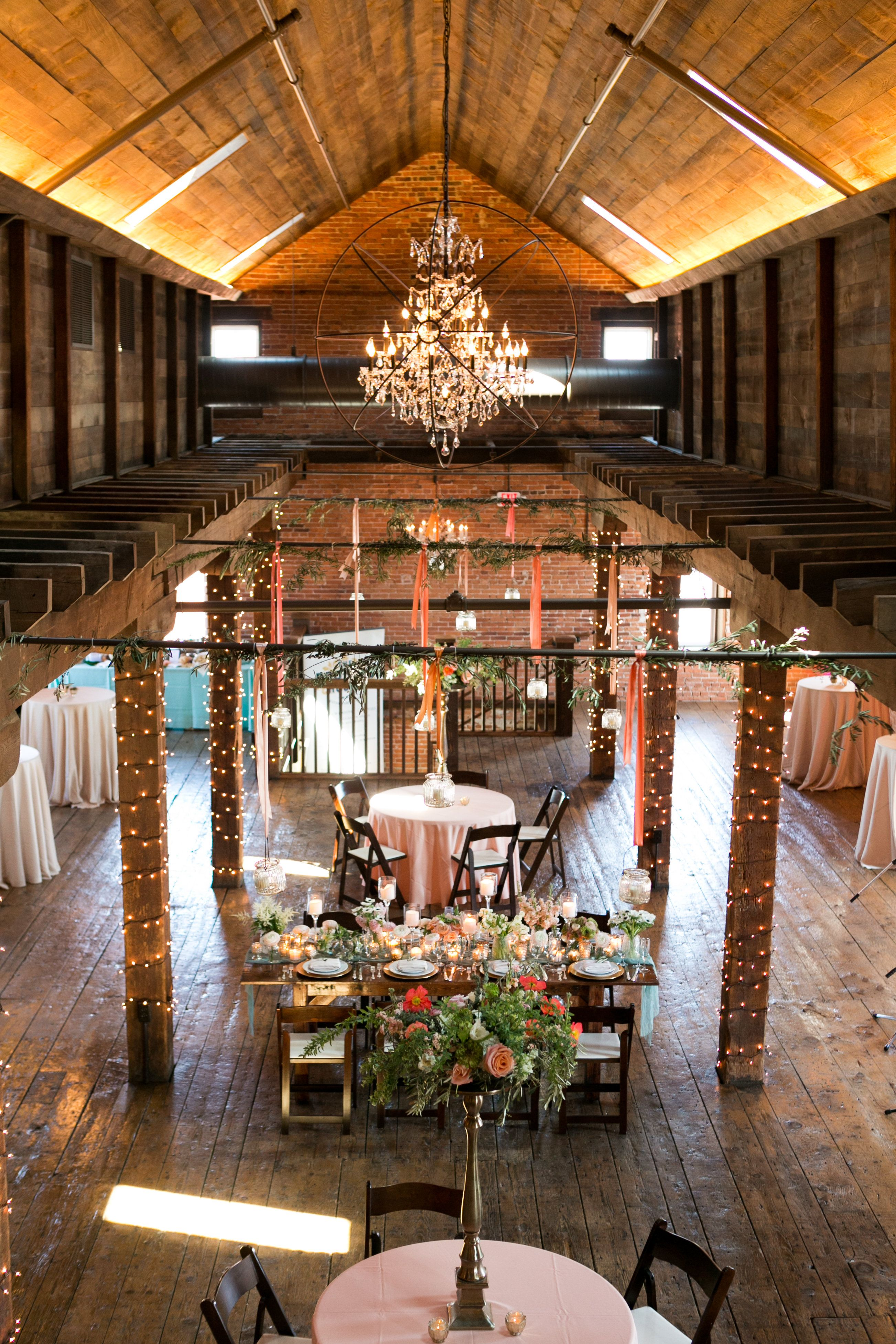 The Booking House Rustic wedding venues, Wedding