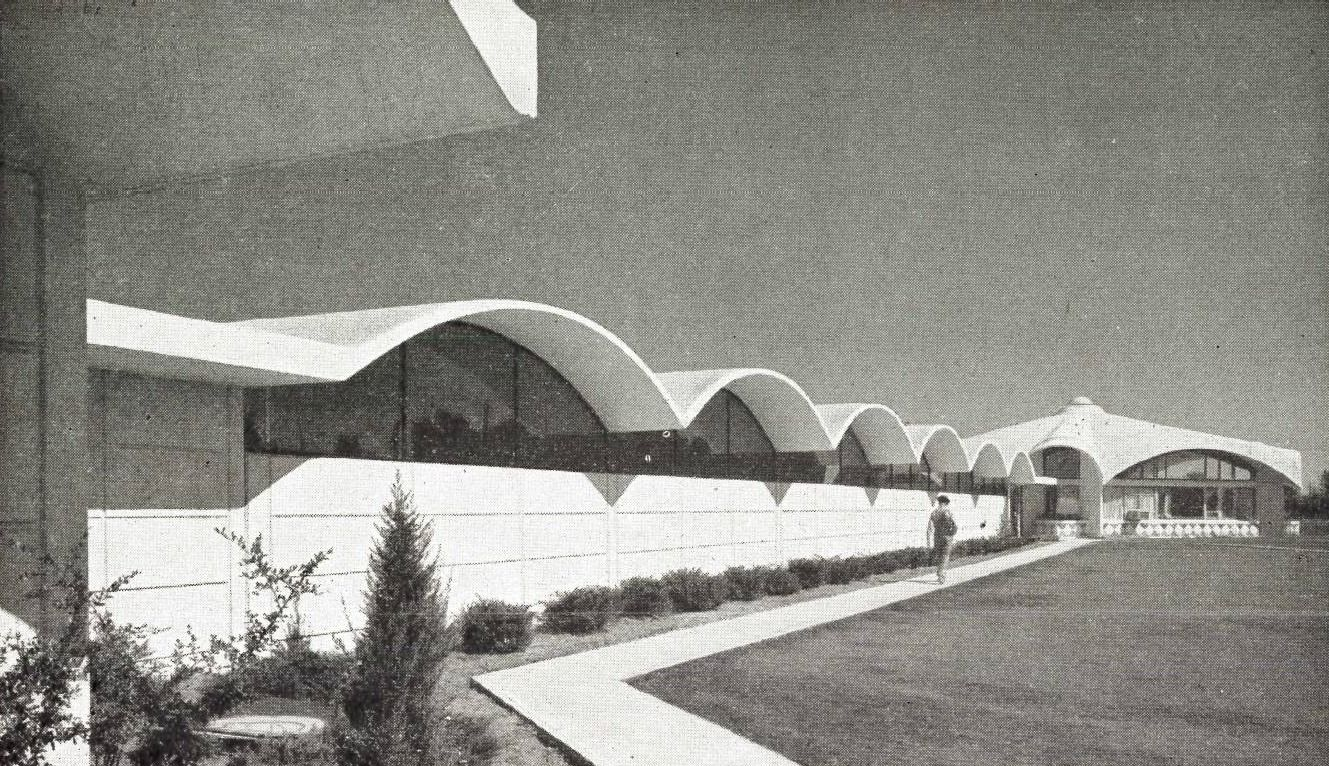 Image result for concrete building shell