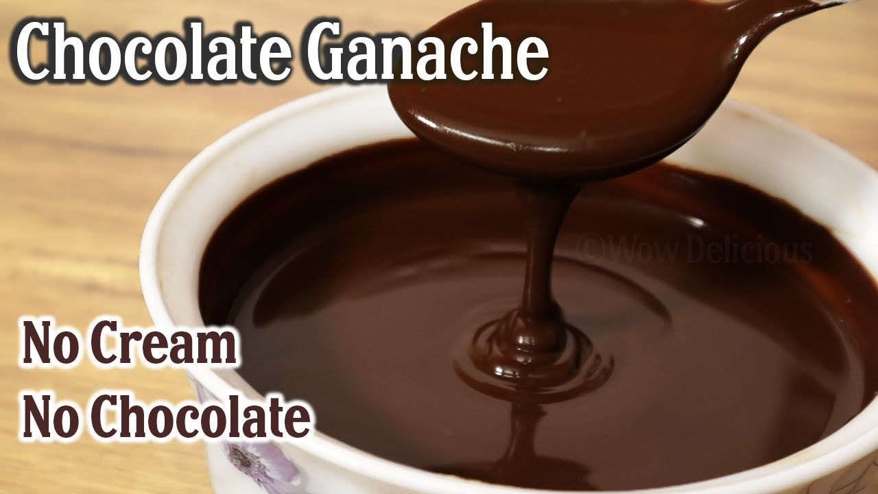 Chocolate Ganache Recipe Chocolate Ganache With Cocoa Powder Chocolate Sauce Yo In 2020 Chocolate Ganache Recipe Chocolate Syrup Recipes Homemade Chocolate Sauce