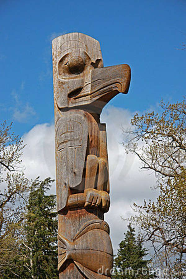 Native american totem pole designs yahoo image search