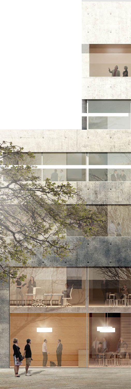 Schulz und Schulz gewinnen Wettbewerb für Stadtwerke Wolfsburg / Hochpunkt am Nordkopf - Architektur und Architekten - News / Meldungen / Na...