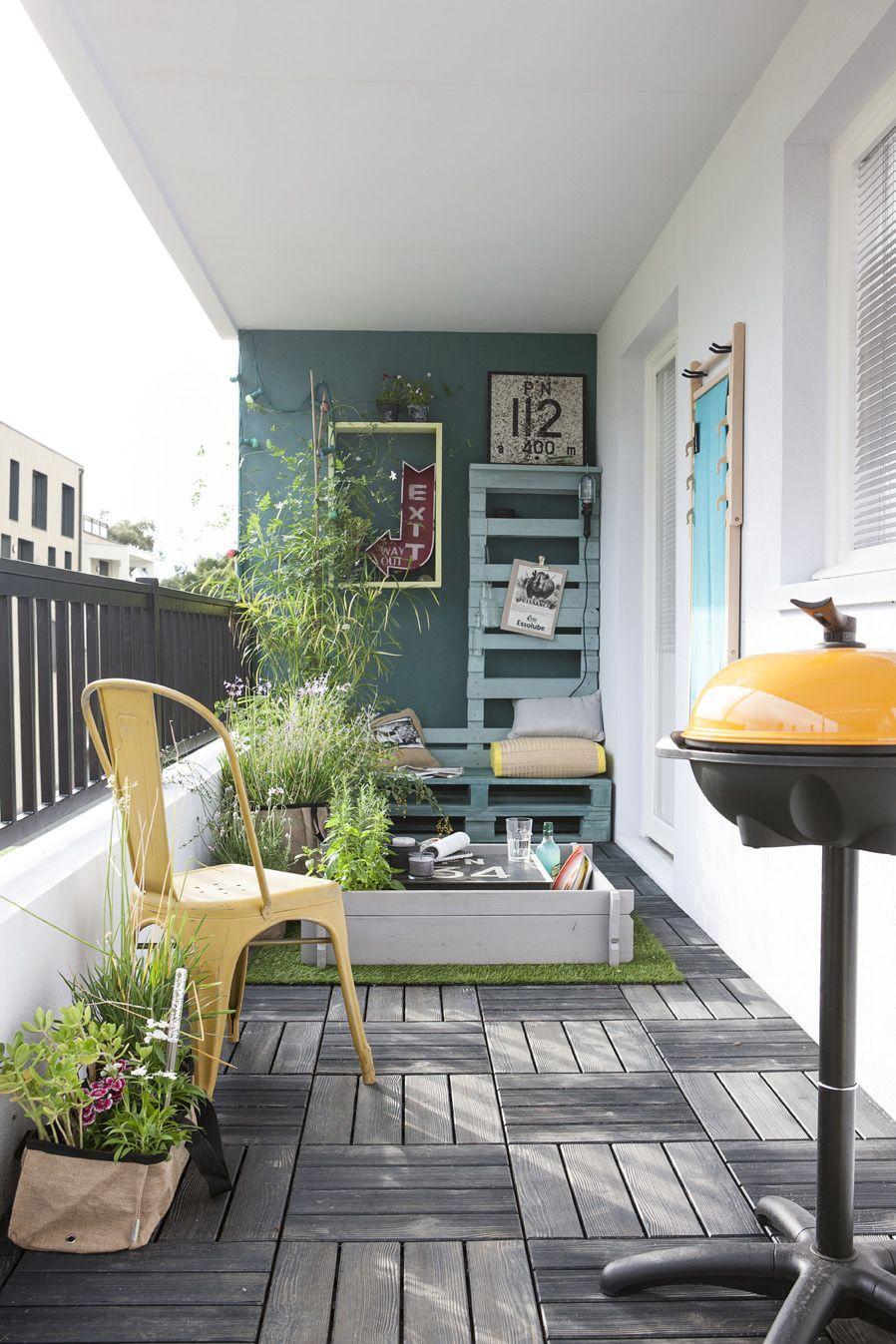 Epingle Sur Designer Balcony