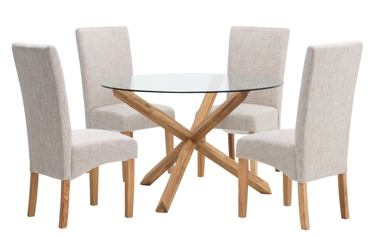 Agerby D119 Glass 4 Borup Natural Home Decor Dining Dining Area