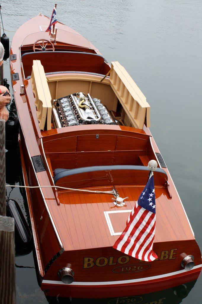 33rd Annual Les Cheneaux Islands Antique Wooden Boat Show