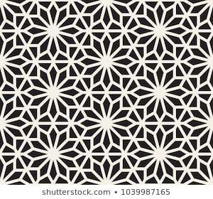 Photo of Image vectorielle de stock de Image vectorielle Motif Floral De Dentelle 504943495