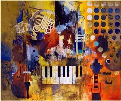 Undefined Musical Art Art Music Music Art