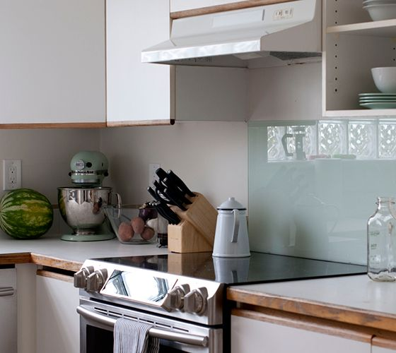80s Melamine Cabinet Makeover Kitchen Remodeling Ideas