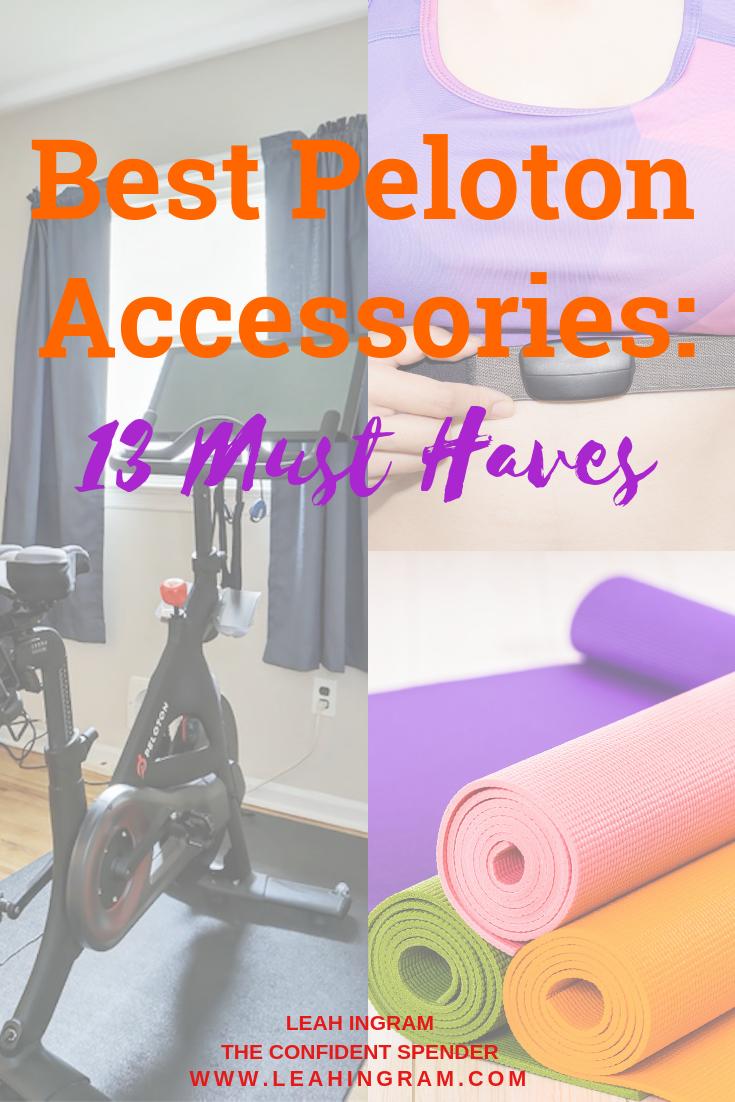 16 Best Peloton Accessories You Must Buy Peloton Peloton Bike Cool Bike Accessories