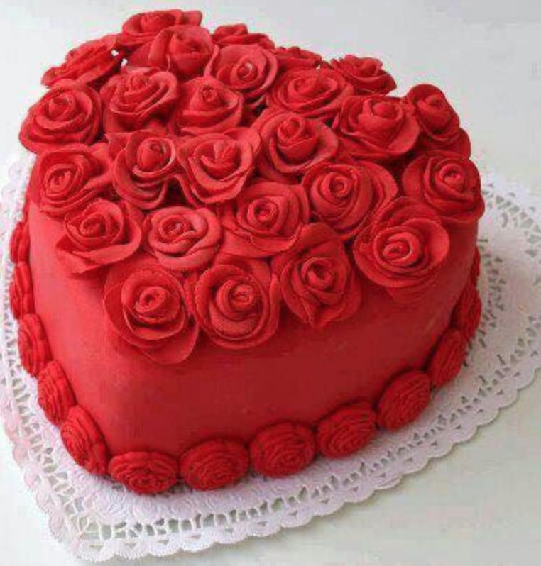 Pin by Ruma Bhattacharya on valentine day Pinterest Cake Cake