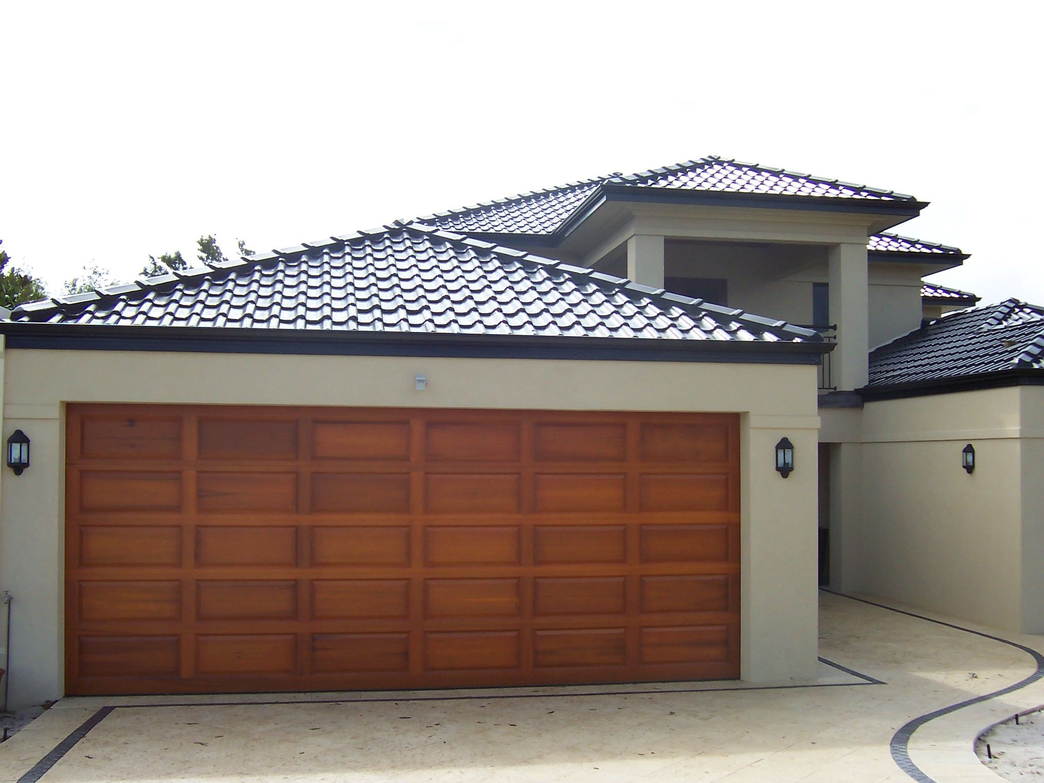 Garage Doors For Modern Homes On With Hd Resolution 3264x2448