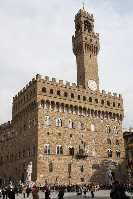 Piazza della Signoria and Palazzo della Signoria, Florence