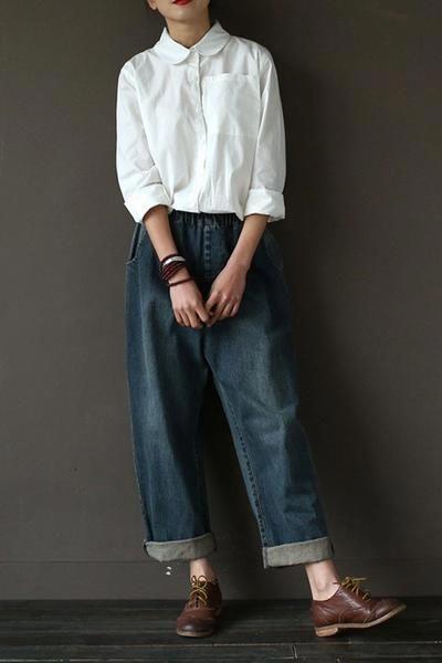 Photo of Vintage Cowboy #jeans Pants Women Trousers – #Cowboy #Jeans #pants #trousers