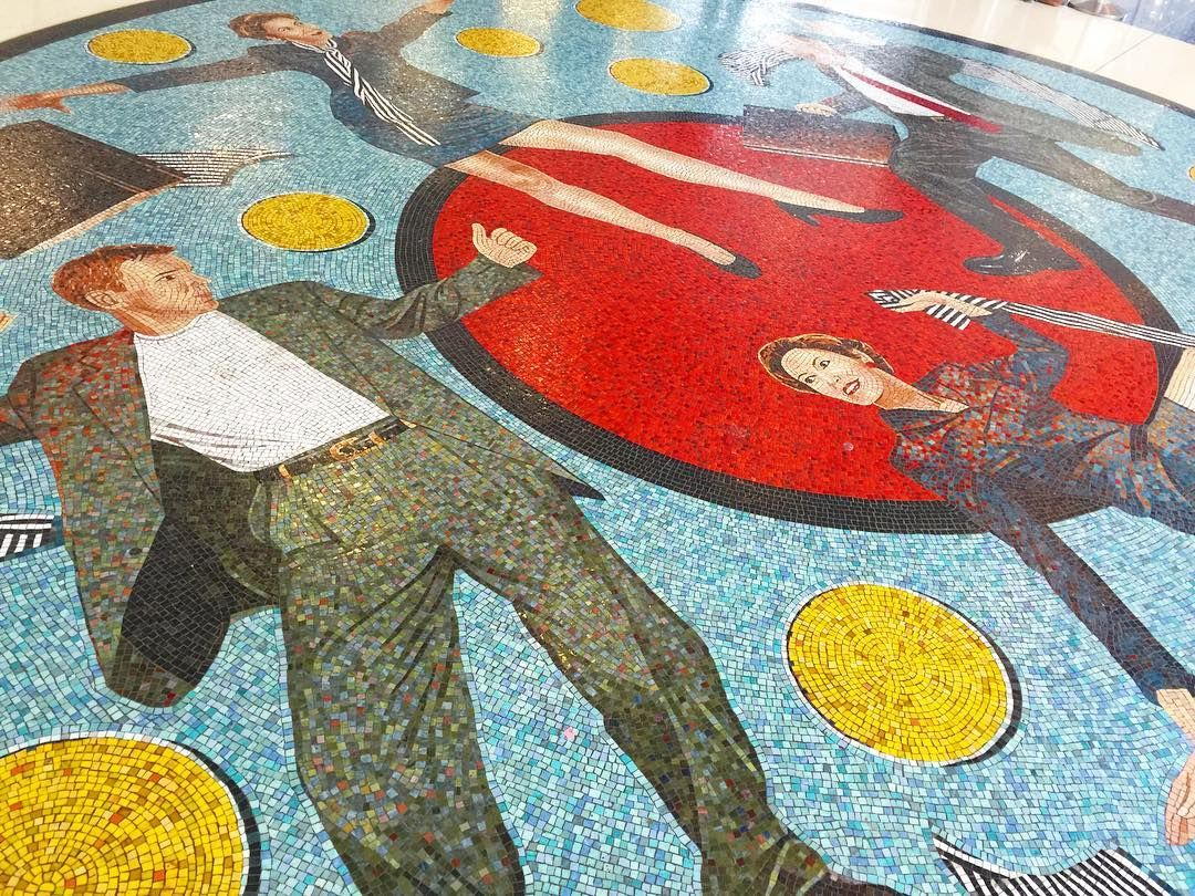 #mosaic #Dallas #tile #femalephotographer #traveler by artisticeye