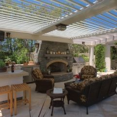 Vergola Opening Roof System