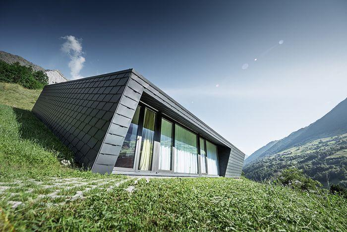Villa Game Architecture Architekt Darbellay Meilland Schers