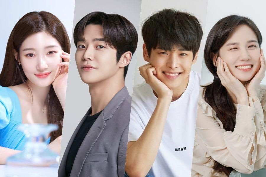 DIA's Jung Chaeyeon Joins SF9's Rowoon, VICTON's Byungchan, And Park Eun Bin In New Drama