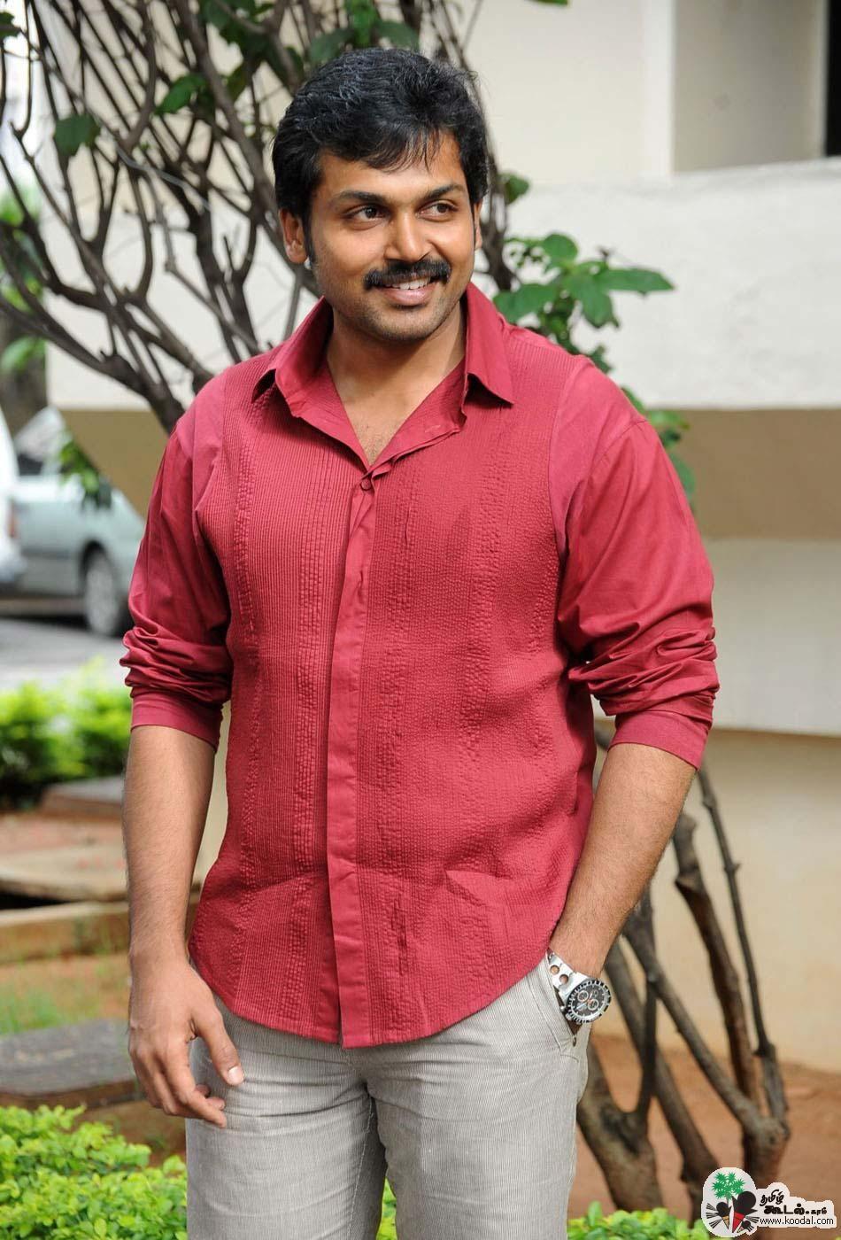 Karthi Actor Karthi Latest Images Actor Karthi Latest Pictures