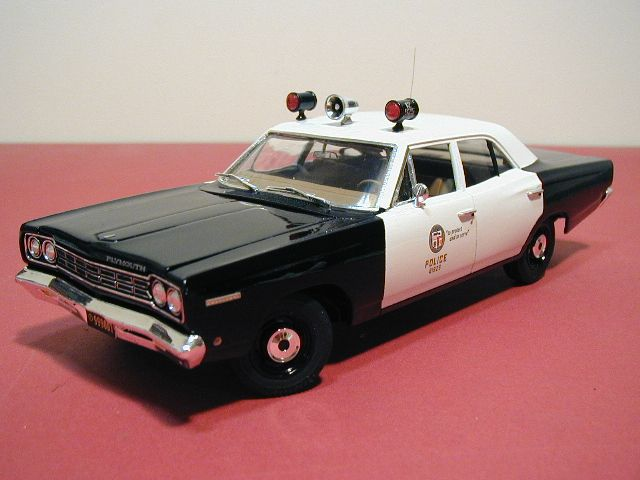 Calling All Units Under Glass Police Cars Car Model Old Police Cars